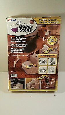 Deluxe Doggy Steps