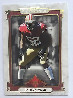 Patrick Willis (49ers) 2013 Museum Collection Red (06/50)