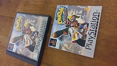 Crash Bandicoot Warped - BOX AND INSTRUCTIONS ONLY - NO GAME DISC