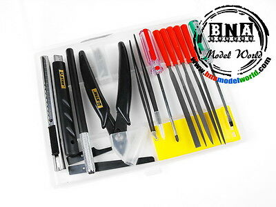 Precision Modelling Tool Set (14-in-1) Vol.1