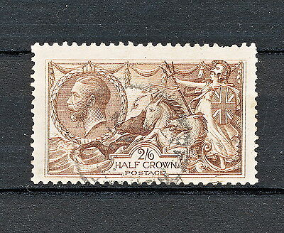 GBAA 413  GB KGV 1918 - 1919  USED  HIGH 22 , 75  mm