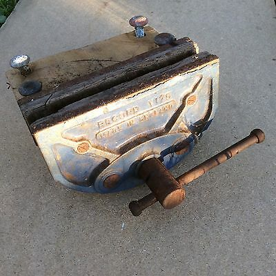 Record V175 Woodworking Vice.