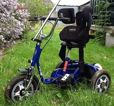 Quest 88 Kitten Folding Trike / Bike / Cycle, Special Needs, Mobility