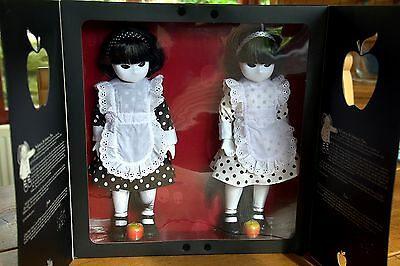 Rare & Collectable Little Apple Dolls