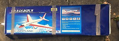 Dragonfly Radio Controlled Airplane / Aeroplane / Aircraft