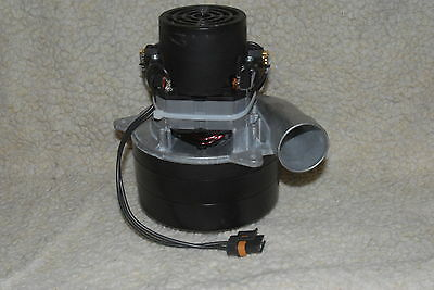 """"""" TENNANT  Vacuum Motor 1057634   Domel #491  36 -Volts  T/D 3-Stage"""