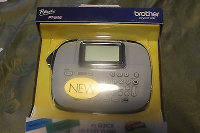 Brother P-Touch PT-M95 NEW