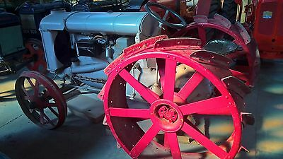 Fordson Model F Tractor  1922