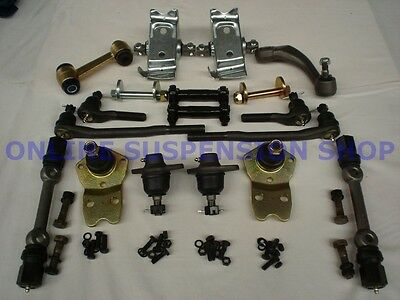 Suits Ford Falcon XA XB Front Suspension & Steering Kit