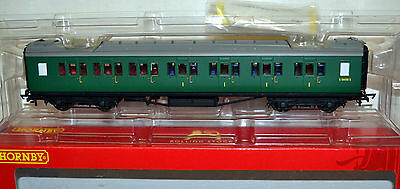 Hornby Maunsell Corridor Composite Br Green - S5650S - R4304E