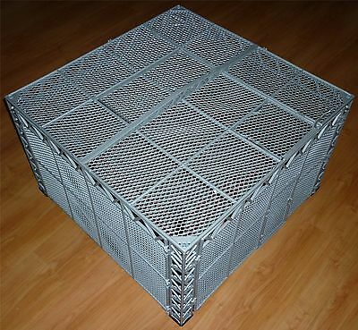 Jakks WWE Wrestling OFFICIAL REAL SCALE HELL IN A CELL RING mattel hasbro tna dx