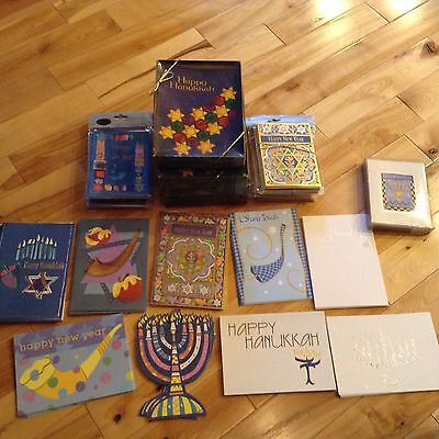 Lot of Cards - Hanukkah - New - Gift Shop / Card Store
