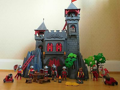Playmobil Rock Castle 3269 Boxed Great Condition