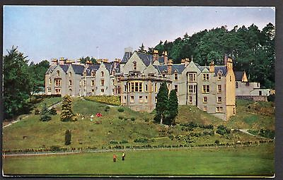 The Cluny Hill Hotel, Forres, Moray. Unused.