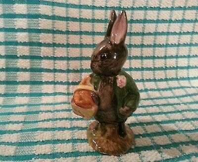 Vintage Beswick, Beatrix Potter's  Little Black Rabbit  - F. Warne & Co.