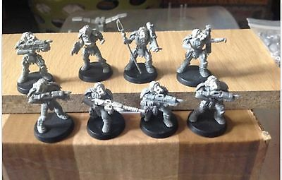Mongoose Starship Troopers Miniatures Marines