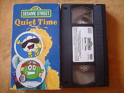 sesame street 1 2 3 count with me oop vhs 1997 pbs