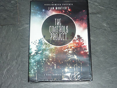 Controls Project DVD by Liam Montier & Big Blind Media - Magic DVD