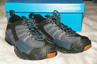 ***  SHIMANO MT33 SPD SHOES SIZE 36 GREY New & Boxed  ***