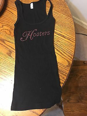 Woman  Studded Tank  Top Hooters  M