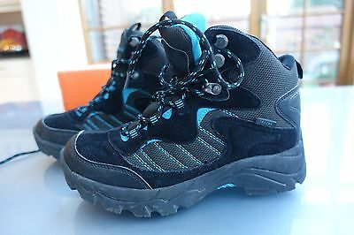 Walking boots, Peter Storm, size 5, black