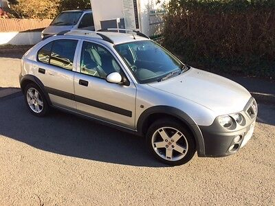 2004 Rover Streetwise Se Td Silver