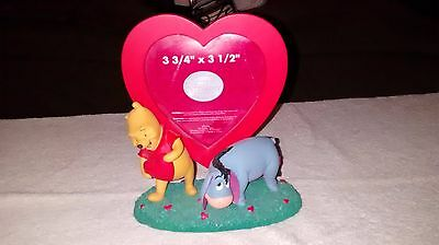Disney Pooh & Eeyore Picture Frame new without tags