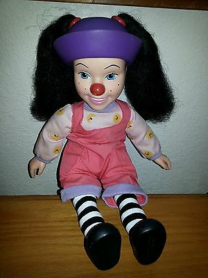 The Big Comfy Couch Children's TV Show Loonette Doll - 15 Inches Tall
