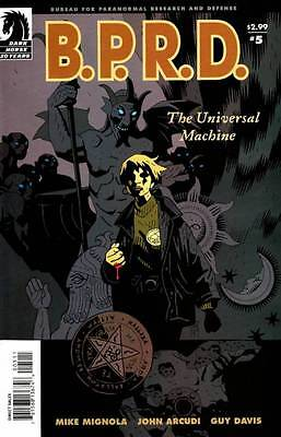 B.P.R.D.: The Universal Machine #5 (Aug 2006, Dark Horse) VF