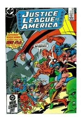 Justice League of America #238 (May 1985, DC) FN/VF
