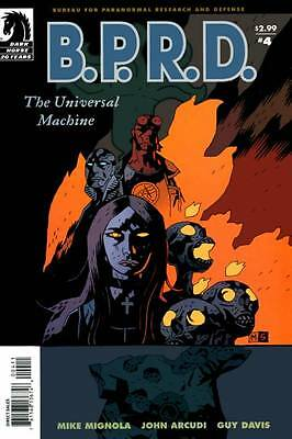 B.P.R.D.: The Universal Machine #4 (Jul 2006, Dark Horse) VF