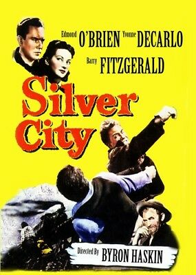 Silver City [New DVD] Silver City [New DVD] Colorized, Remastered