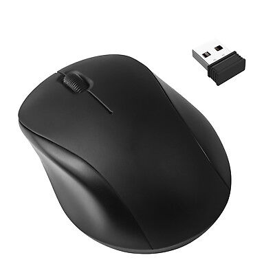 JETech Wireless Mobile Optical Mouse 2.4Ghz for PC Mac Android OS Tablet