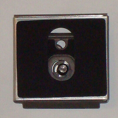 """Genuine Manfrotto 200PLARCH-14 1/4"""" Architectural Mounting Plate"""