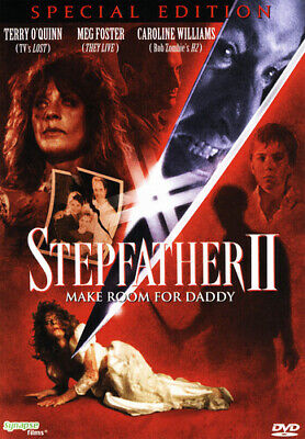 Stepfather II [New DVD] Dolby, Widescreen