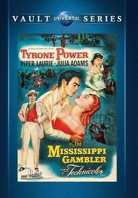 The Mississippi Gambler [New DVD] Manufactured On Demand, NTSC Format