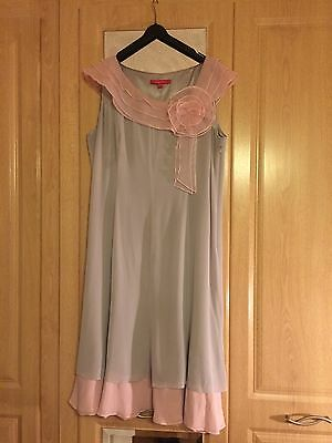 Jacques Vert Mother Of The Bride Dress With Fascinator