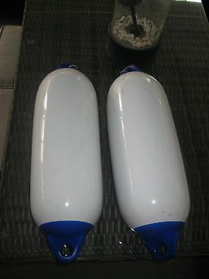 Boat Fenders x 2- Very Good Condition