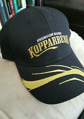 NEW Kopparberg Premium Pear Cider Baseball Cap Sweden High Quality
