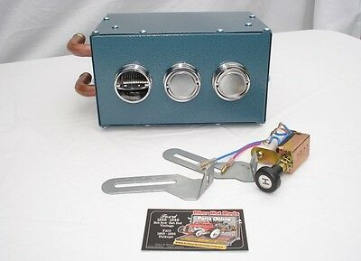 Universal Car Heater Kit - 3 Speed - Compact And Easy Fit