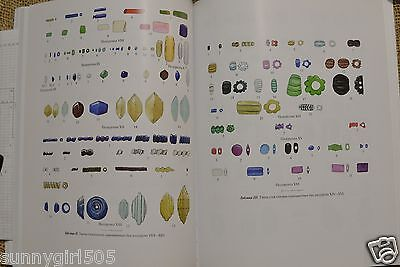 Book Archeology Catalog beads and pendants II - III A.D.century