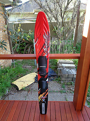 """Water Ski,connelly Pilot 66"""".l/xl Adjustable Front Binding.rts.brand New"""