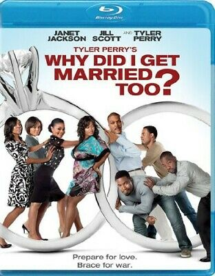 Tyler Perry's Why Did I Get Married Too [New Blu-ray] Ac-3/Dolby Digital, Dolb