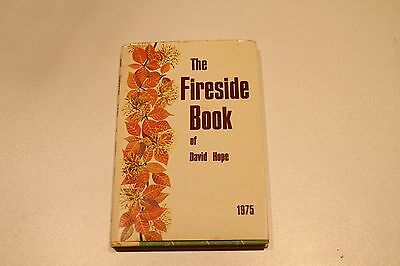 The Fireside Book of David Hope 1975