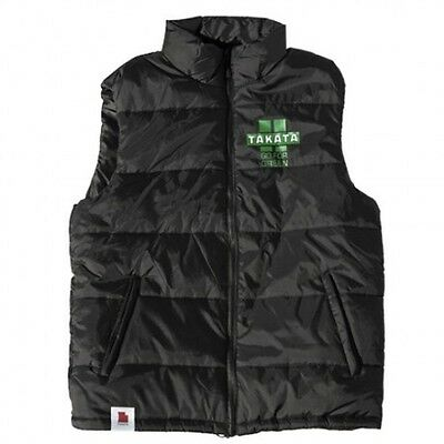*official* Takata Racing Padded Bodywarmer / Gilet * Size Large * New Stock Jdm*