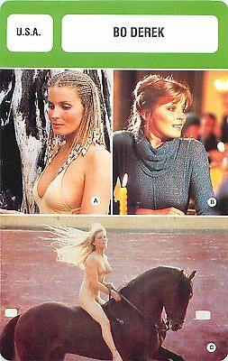 Bo Derek  USA  Productrice  ACTRICE ACTRESS  FICHE CINEMA