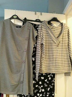 Bundle ladies clothes, next, bon marche,  size 14