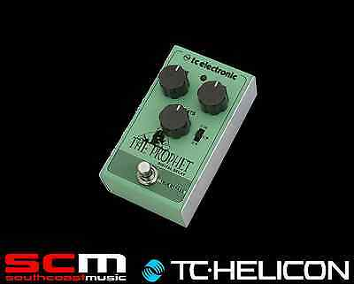 TC Helicon The Prophet Delay Electric guitar FX Pedal