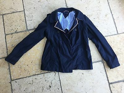 Tommy Hilfiger Navy Blue Jacket Coat Age 12