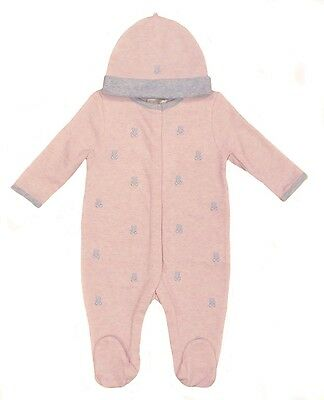 Baby Girls 2 Piece Babygrow & Hat Outfit Set Spanish Romany Style by Mintini